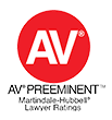 AV Preeminent Badge